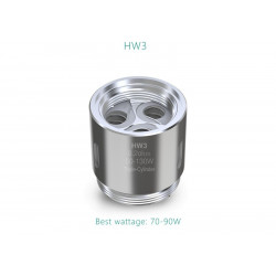 Résistances HW3 Triple-Cylinder - Ello Mini par 5 - Eleaf