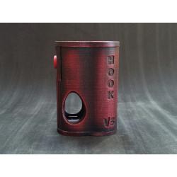 Hook V3 BF Red - Artesanales