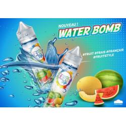 Water Bomb 50ML+10ML Nico10 - Fruit Style
