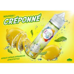 Creponné 50ML+10ML Nico10 - Fruit Style