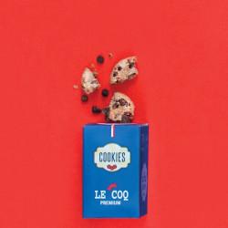 Cookies TPD 10ML par 4 - Le Coq Premium