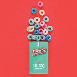 Crunchy TPD 10ML par 4 - Le Coq Premium