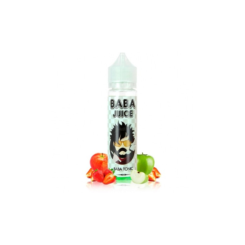 Baba Tonic TPD 50ML Arôme Boosté - Baba juice