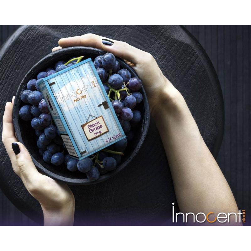 Black Grape TPD 10ML par 4 - Innocent Cloud
