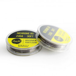 Nichrome 22GA Wire 30FT - CoilART