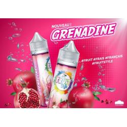 Grenadine 50ML+10ML Nico10 - Fruit Style