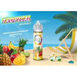 Tropical 50ML+10ML Nico10 - Fruit Style