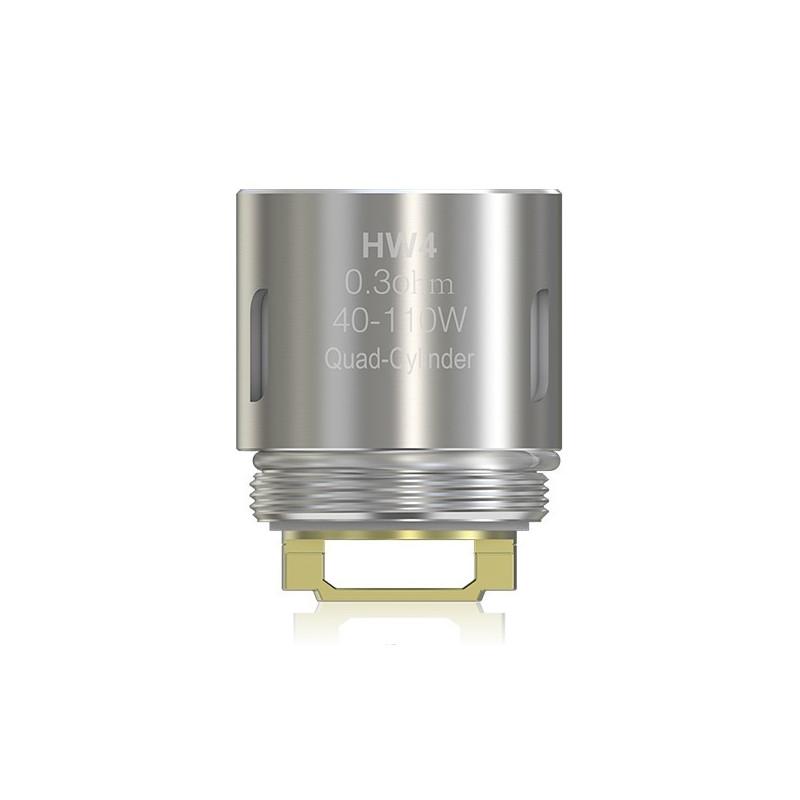Résistances HW4 Quad-Cylinder pour Ello Mini par 5 - Eleaf