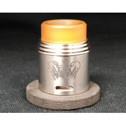 Stainless Steel Rapture RDA 24mm - Armageddon Mfg