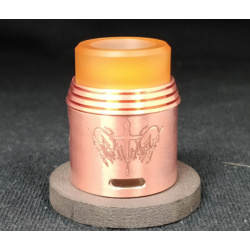 Copper Rapture RDA 24MM - Armageddon Mfg