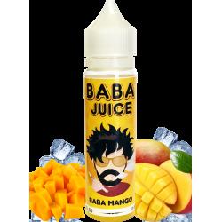 Baba Mango TPD 50ML Arôme Boosté - Baba Juice