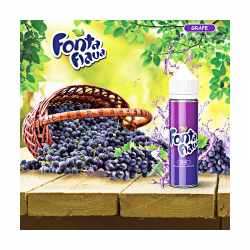 Grape TPD 60ML Arôme Boosté - Fonta Flava
