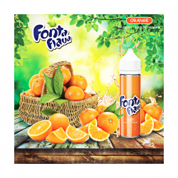 Orange TPD 60ML Arôme Boosté - Fonta Flava