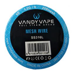 Mesh SS316L 1.2 - Vandy Vape