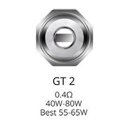 Résistances GT2 pour NRG Tank par 3 - Vaporesso