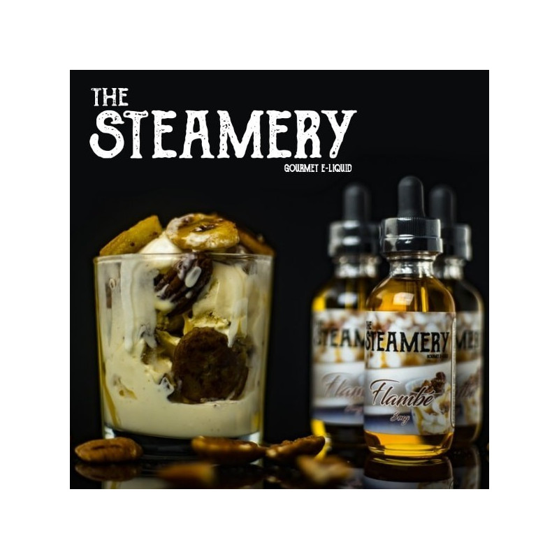 Flambé 50ML - The Steamery
