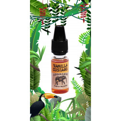 Vanilla Custard 10ML Aroma Concentre - JungleJuices
