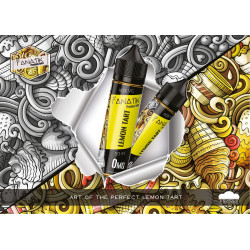 Lemon Tart 50ML+10ML Nico10 - Fanatik