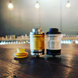 The Tanko 24MM RTA Black limited  Edition - Odis Collection