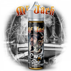 Mr. Jack 50ML - Crazy Drip