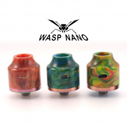 Wasp Nano RDA BF Edition Resin - Oumier