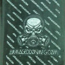 Armageddon Mfg Rag (Serviette)