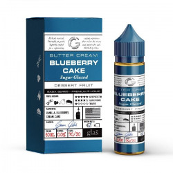 Blueberry Cake 50+10ML - Glas Vapor