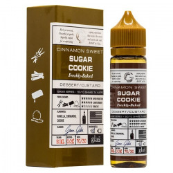 Sugar Cookie 50+10ML - Glas Vapor