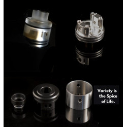 O-Atty V2 Frosted Edition - Odis Collection