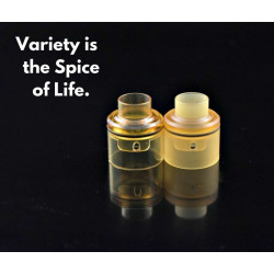 O-Atty V2 Slam Cap Single Ultem Edition - Odis Collection