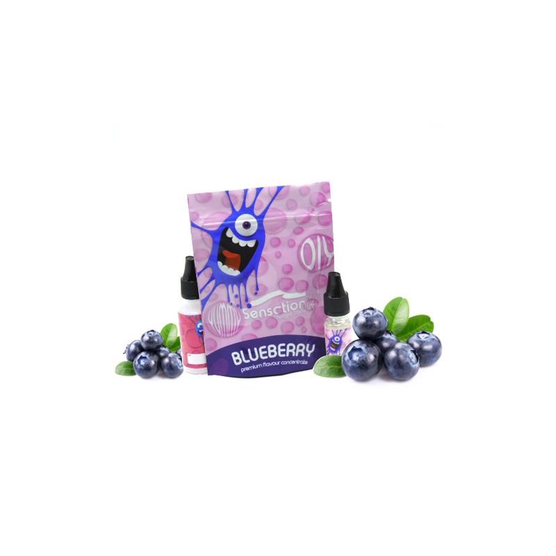 Blueberry 10ML Concentré - Sensation Malaysian