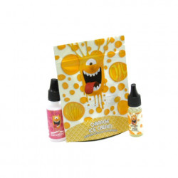Orange Ice Cream 10ML Concentré - Sensation Malaysian