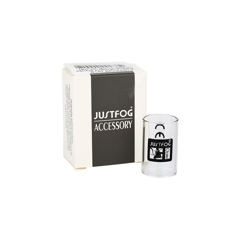 Q16 Pyrex Glass Tube 1.9ML (Pure) - JustFog