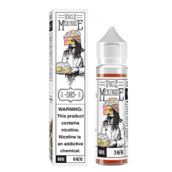 Uncle Meringue 50ML Meringue Line - Charlie's Chalk Dust