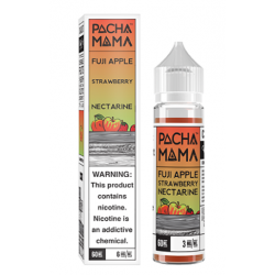 Fuji Apple Strawberry Nectarine 50ML Pachamama Line - Charlie's Chalk Dust