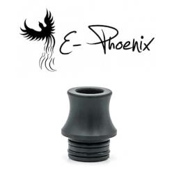 Drip Tip 510 Black - E-Phoenix