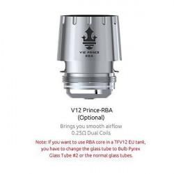RBA pour TFV12 Prince - Smoktech