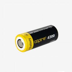 Accu 26650 4300mAh - Aspire