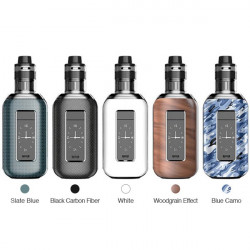 Kit Skystar 210W TC +Revvo - Aspire