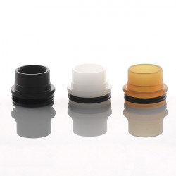 Kit Drip Tip Entheon Wide Bore 3pcs - Psyclone