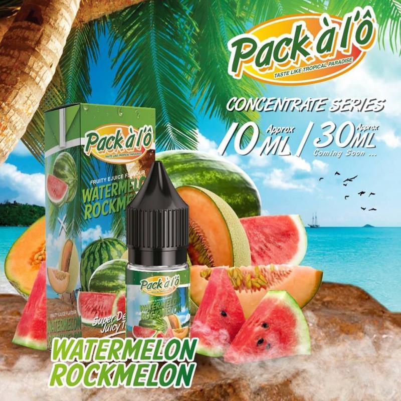 Watermelon Rockmelon 10ML - Pack à l'Ô