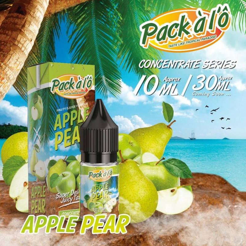 Apple Pear 10ML - Pack à l'Ô