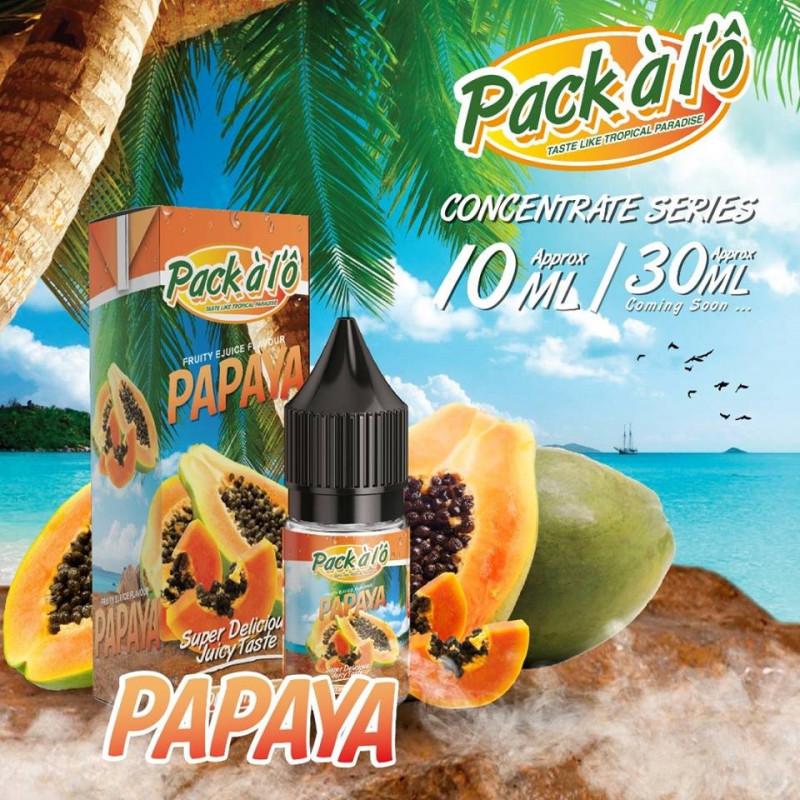 Papaya 10ML - Pack à l'Ô