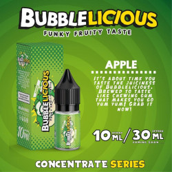 Apple Concentré 10ML - Bubblelicious