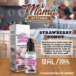 Strawberry Doughnut 10ML - Mama Kitchen