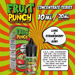 Lime Kiwi Strawberry 10ML - Fruit Punch