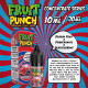 Dragon Fruit Pomegranate Blackcurrant 10ML - Fruit Punch