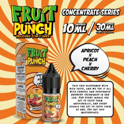 Apricot Peach Cherry Concentré 10ML - Fruit Punch