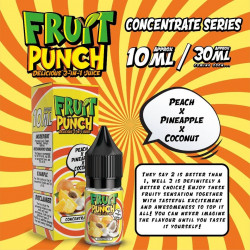 Pineapple Coconut Peach 10ML - Fruit Punch