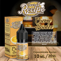 Creme Brulee 10ML - Secret Recipe